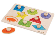 Everearth Shape Knob Puzzle