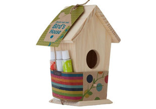 Seedling Design Your Own Birds House