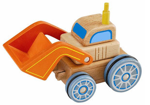 EverEarth Wooden Interchangeable Car Toy
