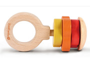 EverEarth Colour Rings Rattle