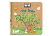 One Tree Recycled Material Board Book