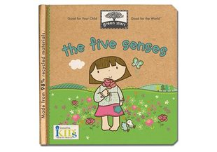 The Five Senses Board Book