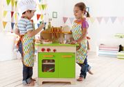 Hape Wooden All In One Toy Gourmet Kitchen