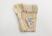 Eco Wooden Forks