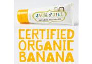 Jack N' Jill Natural Calendula Toothpaste Banana Flavour 50g
