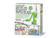 Green Creativity Recycled Paper Beads Craft Kit