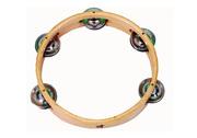 Wooden Tambourine