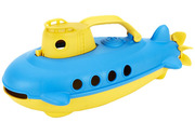 Green Toys Recycled Plastic Submarine Bath Toy