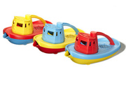 Green Toys Tugboats