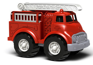 Green Toys Recycled Plastic Fire Truck