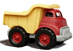 Green Toys Recycled Plastic Dump Truck