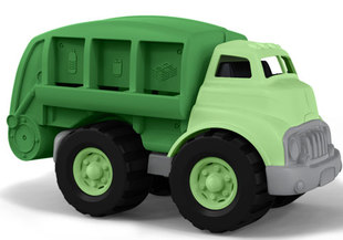 Green Toys Recycled Plastic Recycling Truck