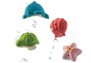 Sea Life Bath Toy Set