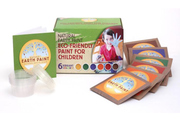 The Children's Earth Paint Kit