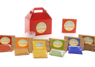 The Children's Earth Paint Kit