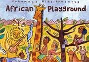 Putumayo African Playground CD