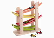 Wooden Everearth Ramp Racer Toy