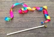 Rainbow Twirling Wand
