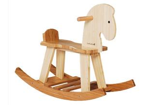 EverEarthBamboo Rocking Horse