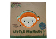 Little Monkey Cloth Book