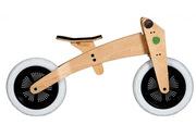 Wishbone Bike - 3 In 1 Wooden Bike