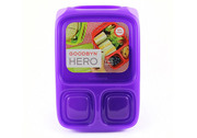 Goodbyn Hero Purple Lunchbox