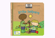 Little Helpers Board Book