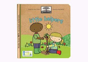 Little Helpers Board Book