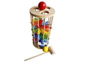 Rainbow Ball Pounder Toy