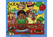 Birthday Party Jigsaw Puzzle