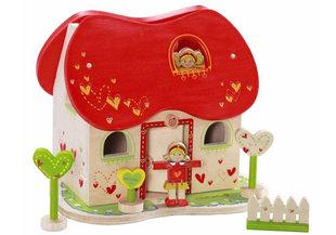 Fairy tale doll house