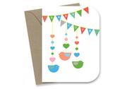 Eco Baby Card