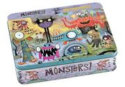 Monsters Jigsaw