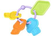 Green Toys Key Rattle