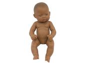 miniland latin american baby girl doll