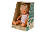 Miniland Doll Caucasian Girl