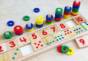 Maths and counting game