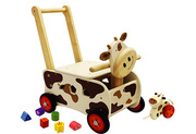 I'm Toy Cow Baby walker and ride on toy