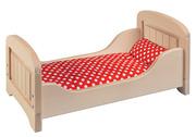 Goki Wooden Dolls Bed