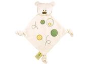 Organic baby bear comforter