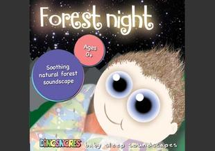 Dinosnores Forest Nights Sleepy Story CD