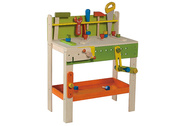 Everearth Play Carpenters Workbench