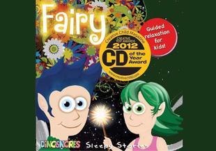 Dinosnores Fairy Sleepy Story CD