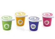 Pretend Play Yogurt Set