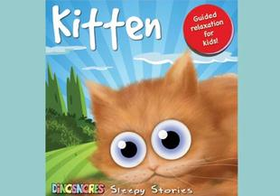 Dinosnores Kitten Sleepy Story CD