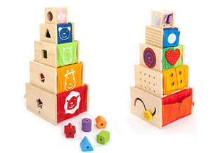 I'm Toy Activity Stackers