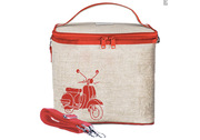 So Young cooler bag - red scooter