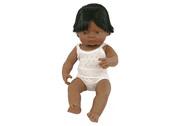 Miniland Latin American Boy Doll 38cm