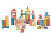 Build & Learn Block Set - 80pc