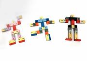 Wooden Robot Transformer